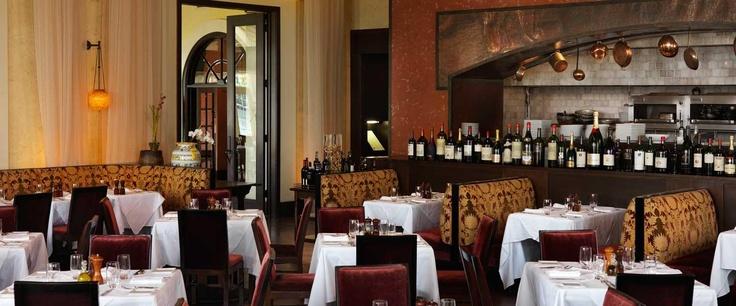 Quot Lucca Quot Ruscan Cuisine Restaurant At Boca Raton Resort