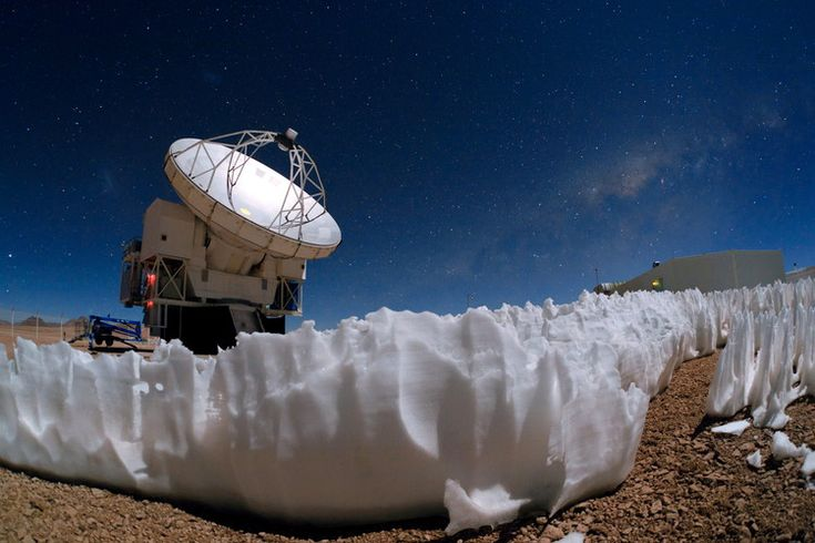 30 phénomènes naturels extraordinaires : Procession de pénitents dans l'Atacama - Linternaute.com Voyager