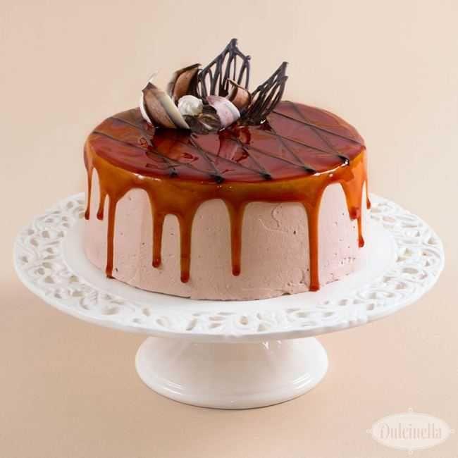 Глазур для торта з ірисок : Ням ням за 5 хвилин