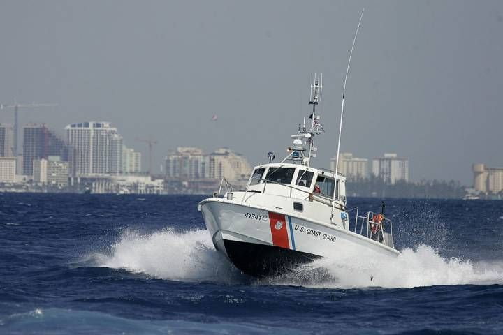 U.S. Coast Guard suspends Lake Erie search following distress signal