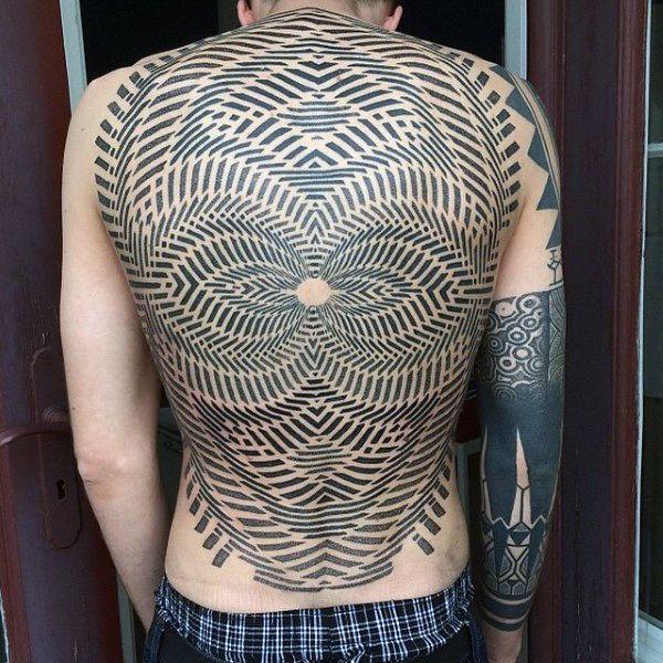 109 Best Back Tattoos For Men: Best 25+ Men Back Tattoos Ideas On Pinterest
