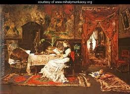 .Mihaly Munkacsy [1844-1900]