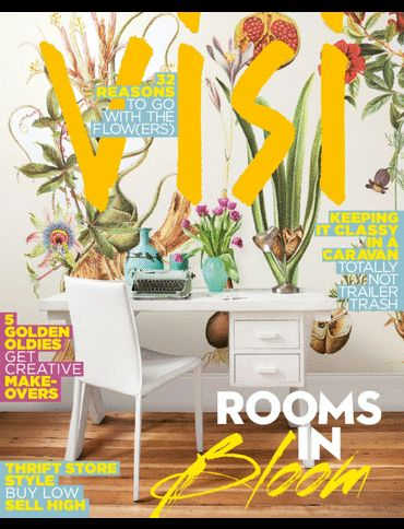 Visi Magazine, South Africa No. 74