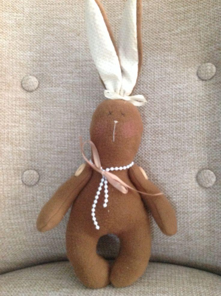 Haasje van fleece, made-by-anne.blogspot.com
