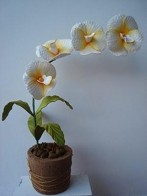 Camila Art Flor: Flores e Forminhas de Doces