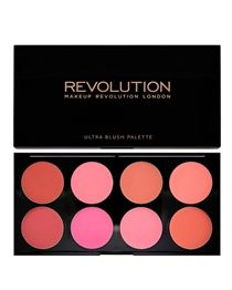 Makeup Revolution Blush Palette All About Cream