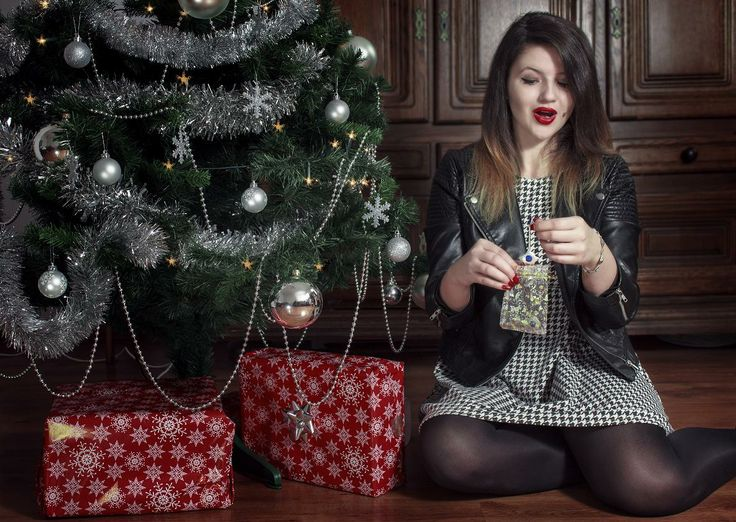 It's Christmas time! :) Świąteczna odsłona stylizacji Konstylencji. Więcej na: www.konstylencja.blogspot.com Fot. Łukasz Uzarek