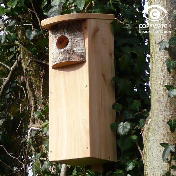 Woodpecker Box| Wildlife World