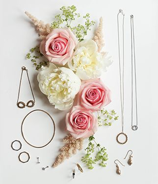 Handmade Jewelry Boutique - Statement Necklaces and Rings - Cold Lilies - photo by humphrey and grace