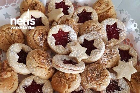 Marmelatlı Noel Kurabiyeleri