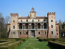 Villa Medici del Vascello - Wikipedia