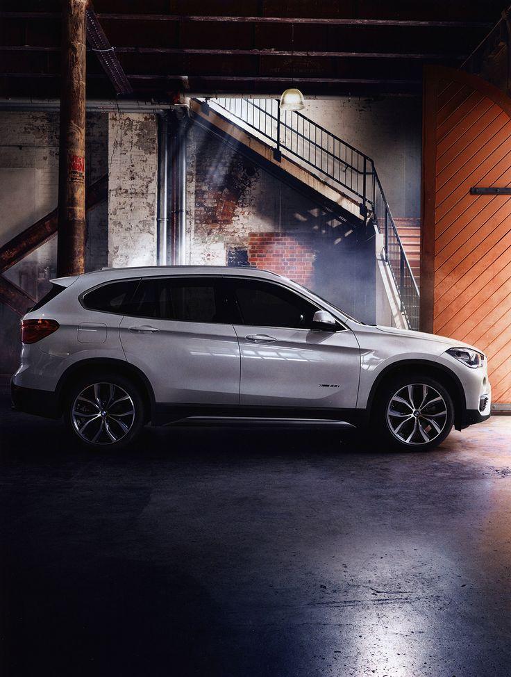 https://flic.kr/p/PvR6c6 | BMW X1. Der neue; 2016, 2015_2