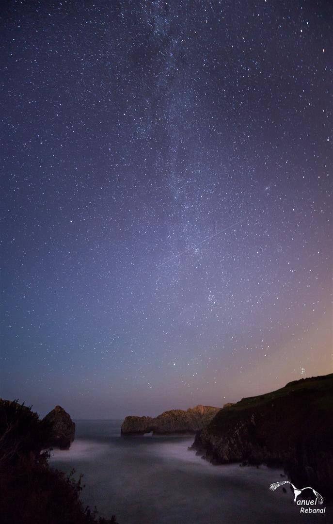 NOCHE MÁGICA EN LA PLAYA DE BERELLÍN (PRELLEZO) CANTABRIA  http://www.postureocantabro.com/noche-magica-en-la-playa-de-berellin-prellezo-cantabria/