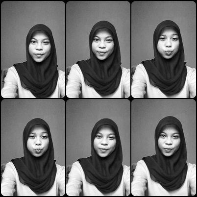 white n black