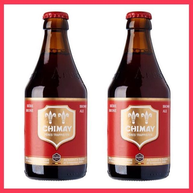 Chimay Red Cap Ale is brewed by a community of monks within the walls of the Belgian monastery - one of only ten Trappist monasteries in the world. You owe it to yourself to give this one a try!  #burgushi #yycfood #yyceats #yycdrinks #yycfoodies #foodies #yyc #nomnom #yycfoodjunkie #burgers #sushi #instafood #goodeats #delicious #yyclunch  #datenightyyc #iamdowntown #cleaneating #food #foodporn #foodgasm #fusion #fitness #healthyliving #eatlocal #downtownyyc #organic