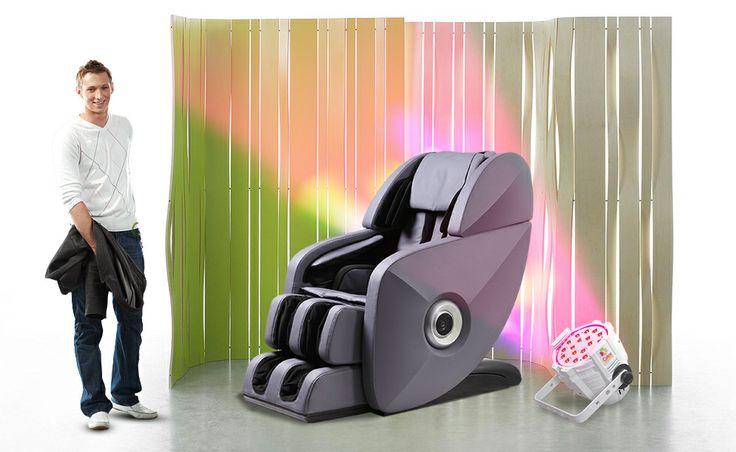 les 32 meilleures images du tableau fauteuil massant sur. Black Bedroom Furniture Sets. Home Design Ideas