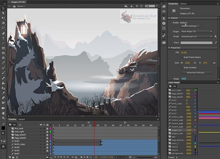 2d Animation Software For Beginners Free Download