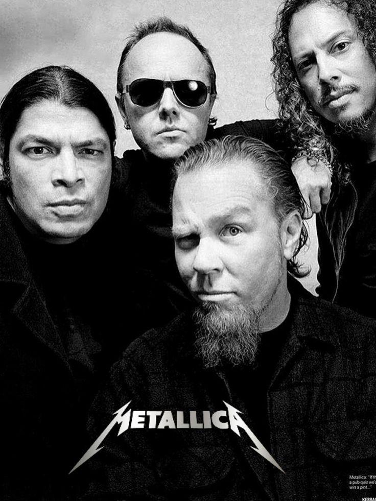 655 best Metallica images on Pinterest | Metal bands ...