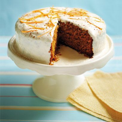 Carrot cake is a classic option, so master the skill with this delicious recipe...