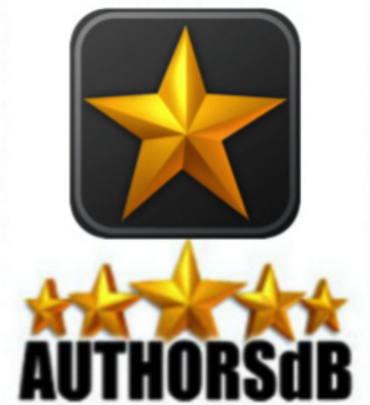 FIND ME IN THE AUTHORS DATABASE