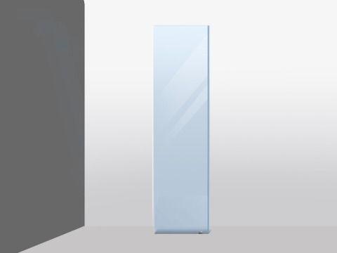 adema glass zijwand 30cm