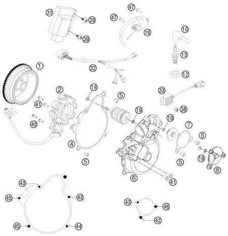 1000 ideias sobre ktm 200 exc no pinterest