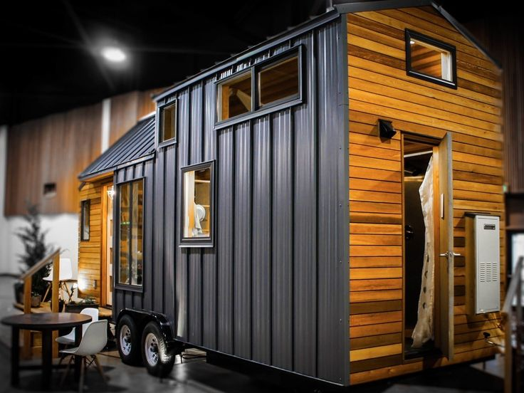 The 25 Best Tiny House Exterior Wheels Ideas On Pinterest