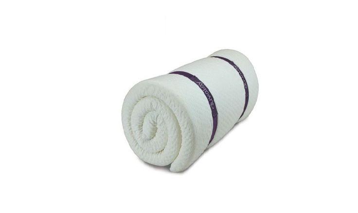 Duvalay Memory Foam Topper Bundle Pack