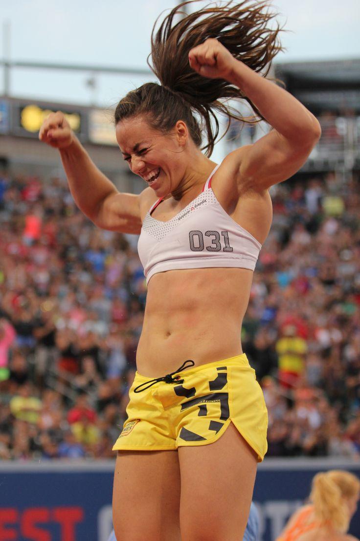 Camille LeBlanc-Banizet | CrossFit Games 2014 | Airrosti