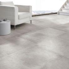 Vloertegel betonlook grijs - 60x60 cm