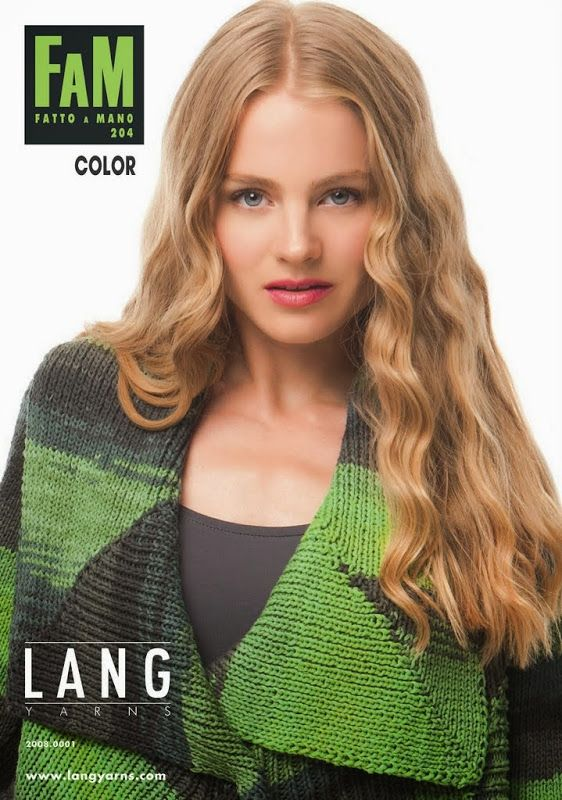 Fatto a Mano 204 Color Lang Yarns (русский)