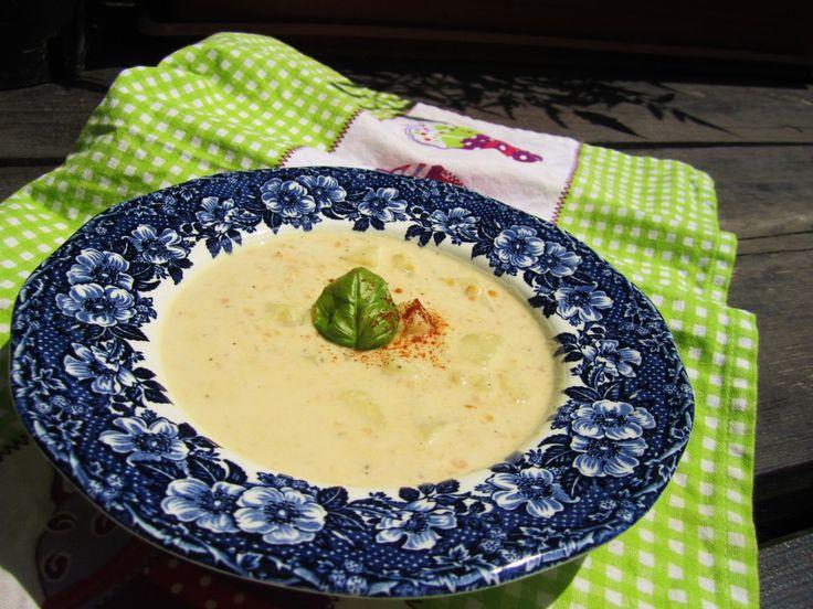 Šošovicovo – zemiaková smotanová polievka
