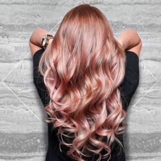 19 Rose Gold Hair Color Looks That Absolutely SLAY                                                                                                                                                                                 More