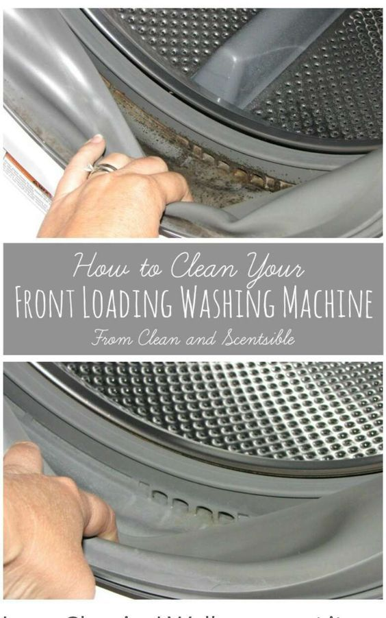 How to Clean your Washing MachineIf you have a front loader like me, it is especially important that you have a regular cleaning routine for your washer in order to keep your clothes coming out clean and stink-free.  Due to the design of front loaders, they are more susceptible to mold and mildew {due to the rubber gasket that lines the door to prevent leakage} as well as detergent residue build up.So let me start with a little story about our washing machine…. about 6 months after we got…