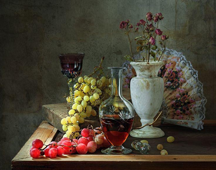 """""""Распутством пьяного лета рожден виноград мясистый..."""" (Федерико Гарсиа Лорка)"""