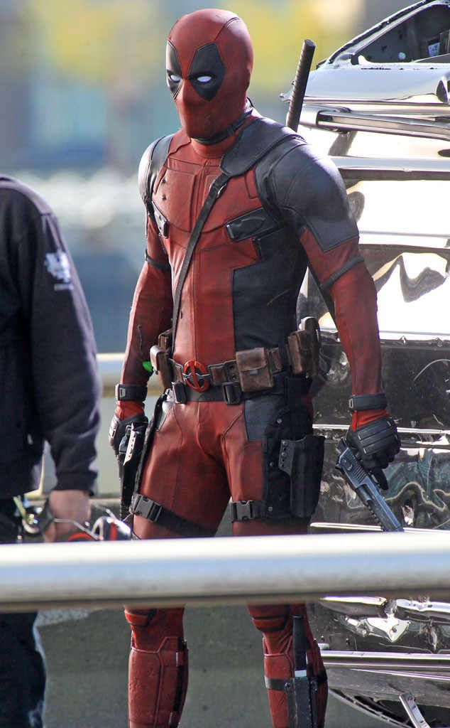Ryan Reynolds, Deadpool from Hottest Star Superheroes & Villains  The Marvel character made an unlikely transition from villain to antiherowith his superhuman ability to acceleratehealing.