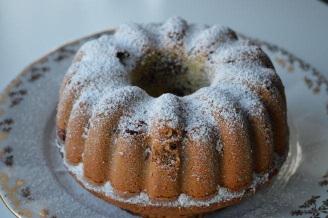 Slovak Marble Cake