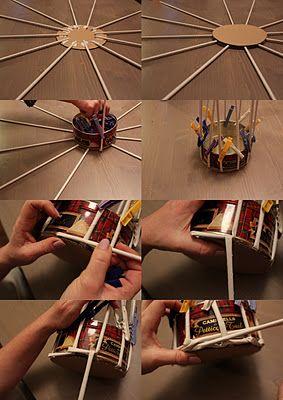 pletení z papíru postupy - Hledat Googlem