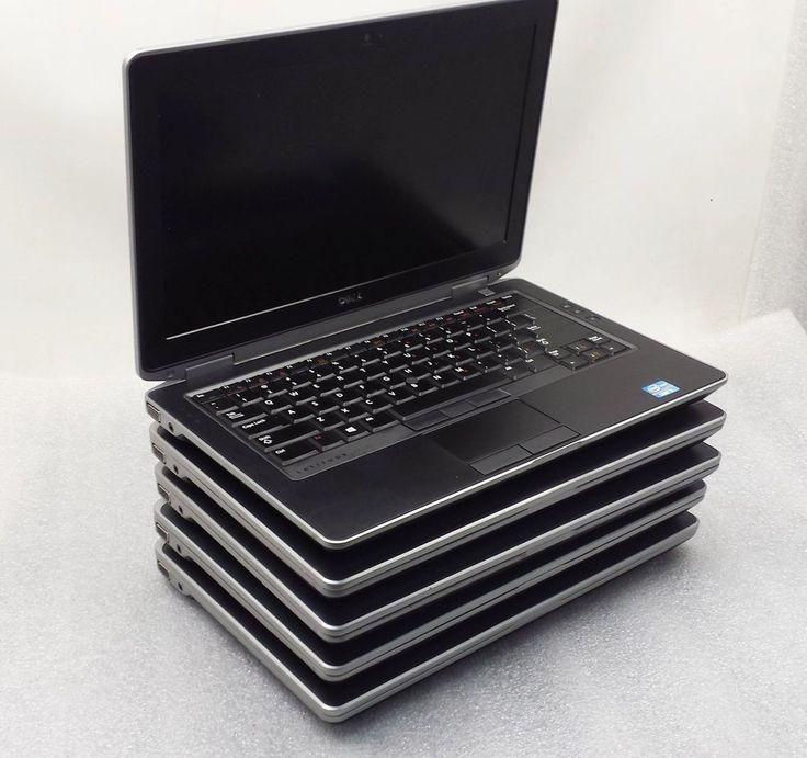 Lot of (5) DELL Latitude E6330 i5 / i7 Laptops with Hard Drives