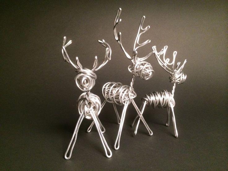 Reindeer — Drawn Metal Studios