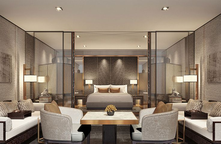 Regent Xi'An | BLINK – Asia–born, Internationally Acclaimed Hotel and Resort Designers