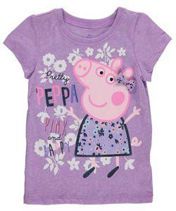 Pretty Peppa Pig T!