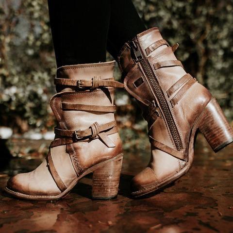 2de857a9a28 womens freebird by steven baker natural bootie | ♢ FreeBird Boots ...