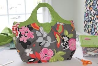 homemade purse!