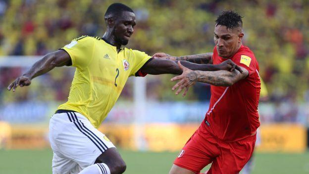 Perú vs. Colombia: hora, fecha y canal del partido por cuartos de final