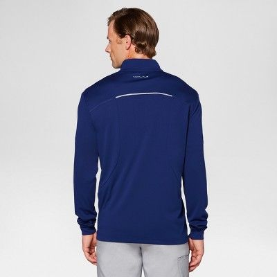 Men's Golf Quarter Zip - Jack Nicklaus - Deep Navy Xxl