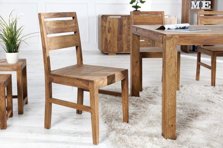 Jídelní židle z masivu LAOSE II