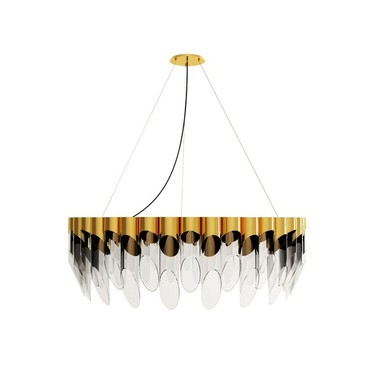 Bamboo Suspension Lamp  From Creative Mary  $9,108.00  Inspired in the fact that Bamboos does not survive to cold, our team created a modern suspension lamp with the same name.The Bamboo contemporary suspension lamp was designed to habit in warm and pleasant environments.