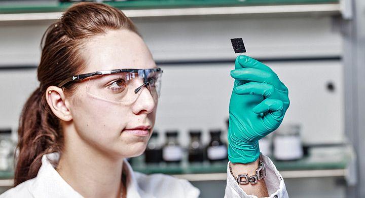 Nanotecnologia grafeno
