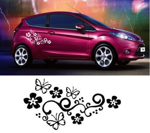 DIY Graffiti Car Sticker Car Wrapping Auto Graphics Waterproof Car - Auto graphics for car